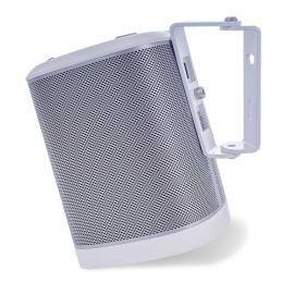 Vebos muurbeugel Sonos Play 1 wit 15 graden set