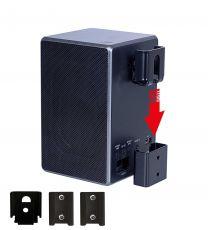 Vebos portable väggfäste Sony SRS-ZR5 svart