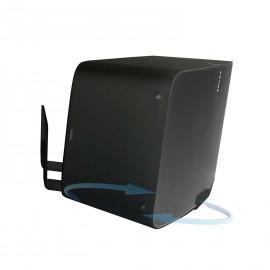 Vebos väggfäste Sonos Play 5 gen 2 roterande 20 graden svart