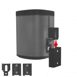 Vebos portable väggfäste Sonos Play 1 svart