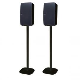 Vebos stativ Sonos Play 5 gen 2 svart - vertikal par