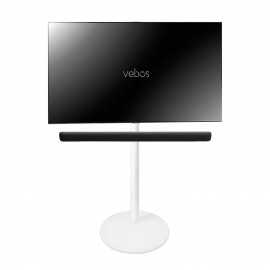 Vebos stativ TV Yamaha YAS 209 Sound Bar vit