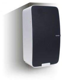 Vebos vinkelfäste Sonos Play 5 gen 2 vit - vertikal